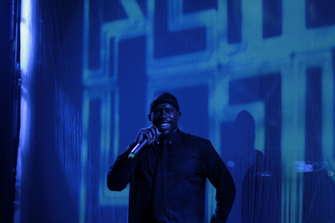 Flying Lotus live at 170 Russell St, Melbourne 2015