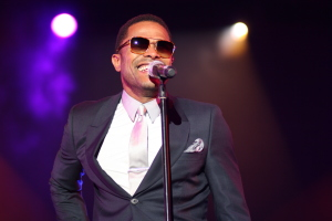 Maxwell live at Melbourne Soulfest 2014