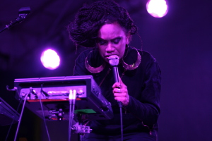 NGAIIRE live at Soulfest Brisbane 2014