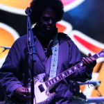 Jesse Johnson D'Angelo & The Vanguard live at Melbourne Soulfest 2014
