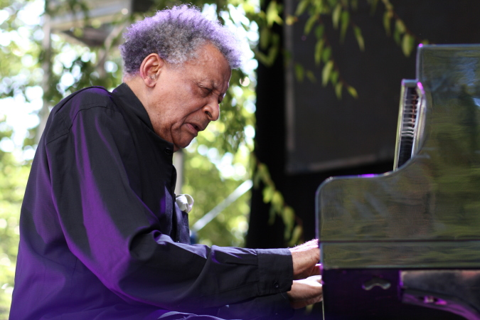 Abdullah Ibrahim live at WOMADelaide 2015