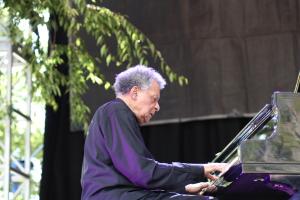 Abdullah Ibrahim live concert at WOMADelaide 2015