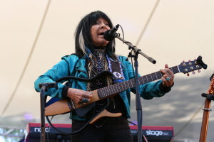 Buffy Sainte-Marie live at WOMADelaide 2015