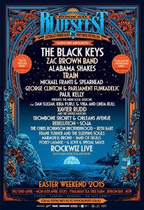 George Clinton & Parliament-Funkadelic: Byron Bay Bluesfest 2015