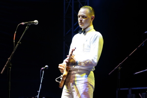 CW Stoneking live at WOMADelaide 2015