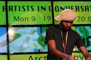 Paul Miller (aka DJ Spooky) - Arctic Rhythms - WOMADelaide 2015