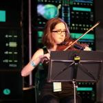 Emily Tulloch with Paul D. Miller (aka DJ Spooky) - Arctic Rhythms - WOMADelaide 2015