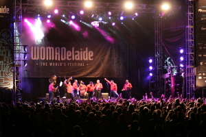 Fanfare Ciocarlia live at WOMADelaide 2015