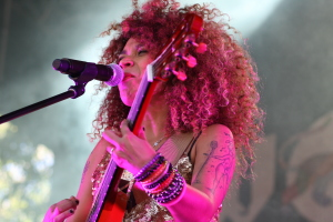 Flavia Coelho live at WOMADelaide 2015