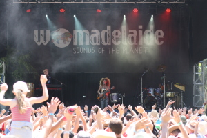 Flavia Coelho live at WOMADelaide 2015