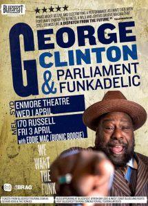 George Clinton & Parliament-Funkadelic: Australia Tour 2015