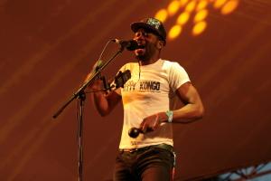 Jupiter & Okwess International live at WOMADelaide 2015