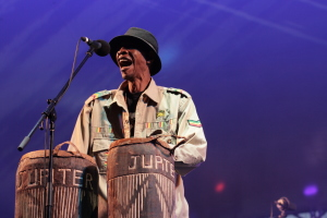 Jupiter & Okwess International live at WOMADelaide 2015