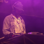 Theo Parrish DJ set at WOMADelaide 2015