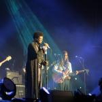 Charles Bradley live concert - Byron Bay Bluesfest 2015 - Australia