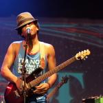 Garrett Shider- Parliament Funkadelic live concert - Byron Bay Bluesfest 2015