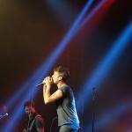 Paolo Nutini live concert - Byron Bay Bluesfest 2015 - Australia