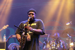 Parliament Funkadelic concert - Byron Bay Bluesfest 2015