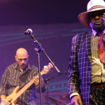 George Clinton and Parliament Funkadelic concert - Byron Bay Bluesfest 2015