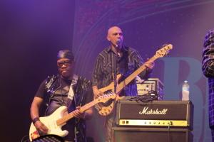 George Clinton & Parliament Funkadelic concert - Byron Bay Bluesfest 2015