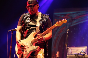 Ricky Rouse- Parliament Funkadelic concert - Byron Bay Bluesfest 2015