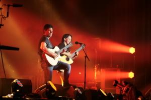 Rodrigo y Gabriela live concert - Byron Bay Bluesfest 2015 - Australia