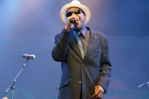 Steve Boyd- Parliament Funkadelic concert - Byron Bay Bluesfest 2015