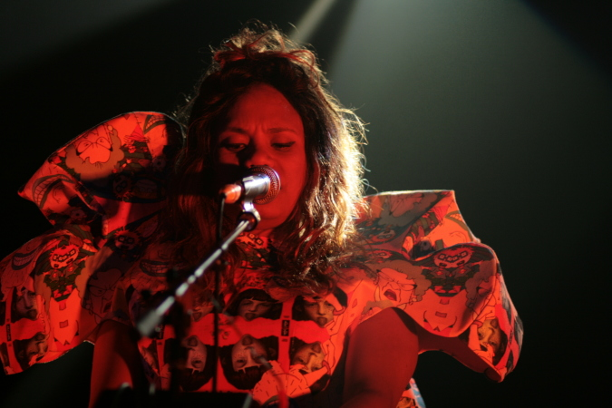 NGAIIRE live at The Howler, Melbourne 2015