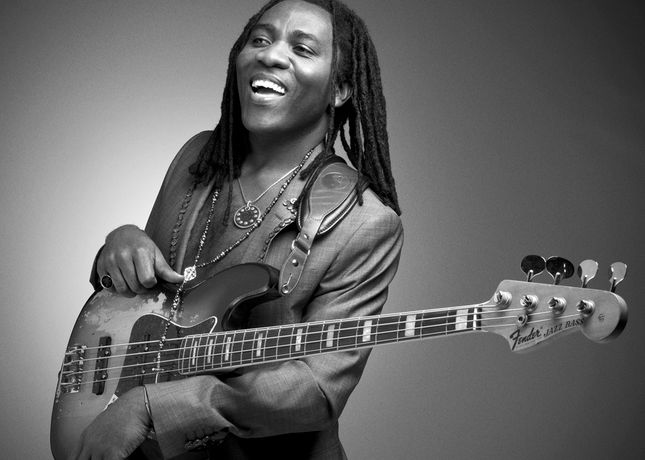 Richard bona interview 2015 2