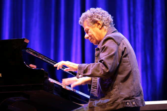 Chick Corea live at Melbourne International Jazz Festival 2015
