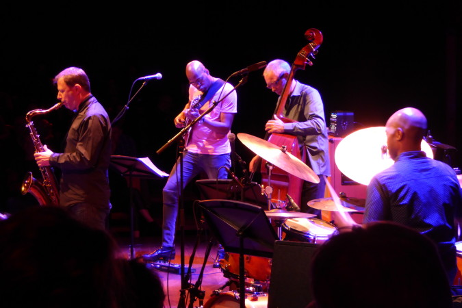 Eric Harland, Dave Holland, Chris Potter & Lionel Loueke live at Bimhuis, Amsterdam 2015