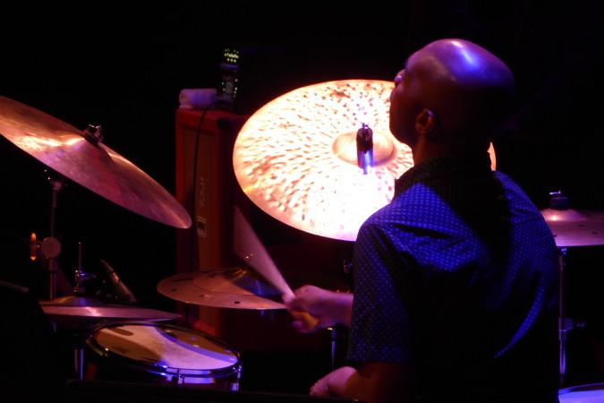 Eric Harland live at Bimhuis, Amsterdam 2015