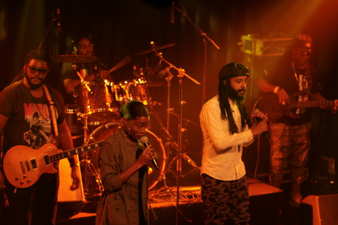 Sevana + Protoje & The Indiggnation live at Melkweg, Amsterdam 2015