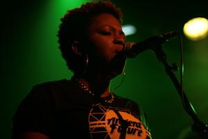 The Indiggnation live concert at Melkweg, Amsterdam 2015