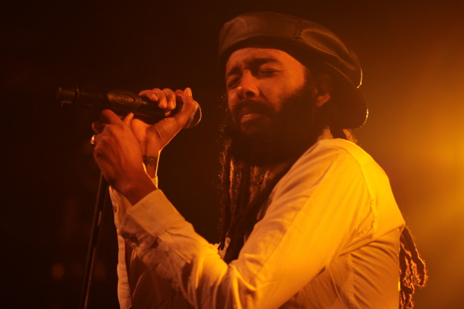 Protoje live at Melkweg, Amsterdam - July 2015