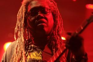 DeWayne Blackbyrd McKnight - Parliament Funkadelic concert 2015