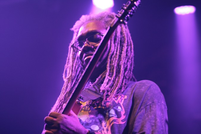 DeWayne Blackbyrd McKnight- Parliament Funkadelic live concert, London 2015