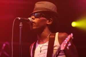 Garrett Shider- Parliament Funkadelic live concert, London 2015
