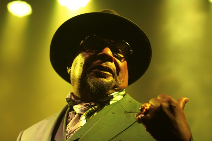 George Clinton & Parliament Funkadelic live concert - London 2015