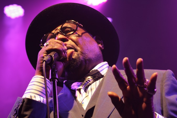George Clinton live concert - Electric Ballroom, London 2015