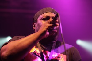 Greg Thomas - Parliament Funkadelic live concert 2015