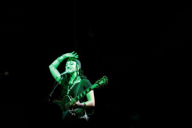 Hiatus Kaiyote live concert 2015