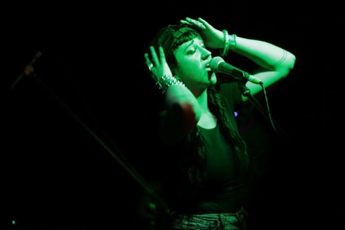 Nai Palm - Hiatus Kaiyote live concert 2015
