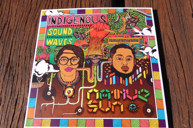 Native Sun - Indigenous Soundwaves