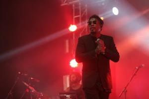 Roots Manuva concert live at Citadel Festival 2015