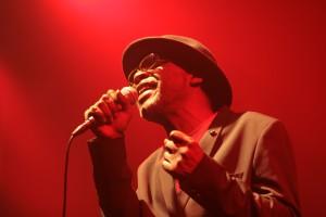 Steve Boyd- Parliament Funkadelic live concert, London 2015
