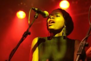 Tonysha Nelson- Parliament Funkadelic live concert 2015
