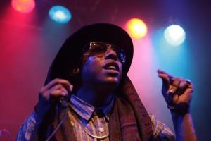Tra'zae- Parliament Funkadelic live concert 2015