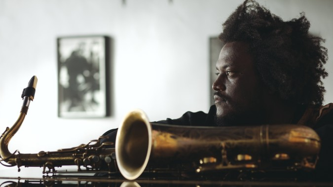 Kamasi Washington (photo by Mike Park)