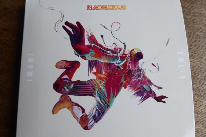 Blackalicious - Imani Vol. 1 (2015)